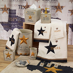 Avanti Texas Lone Star Bath Collection