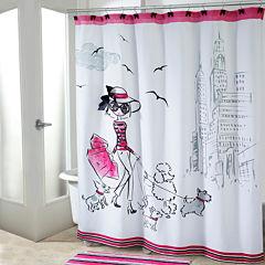 Avanti® Chloe Shower Curtain
