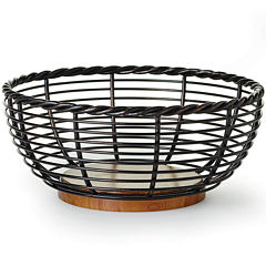 Gourmet Basics by Mikasa® Rope Fruit Basket