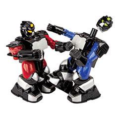Cyber Boxing Remote Control Robots