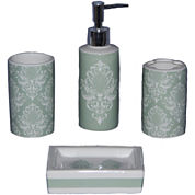 4-pc. Bath Accessory Set