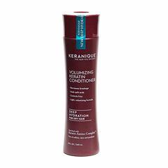 Keranique Volumizing Keratin Conditioner Deep Hydration for Dry Hair
