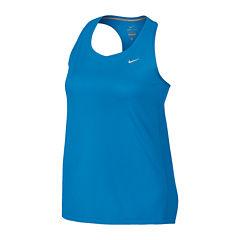 Nike® Miler Running Tank Top - Plus