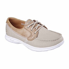 Skechers Go Step Seashore Womens Boat Shoes