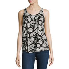 Alyx Sleeveless Round Neck Blouse
