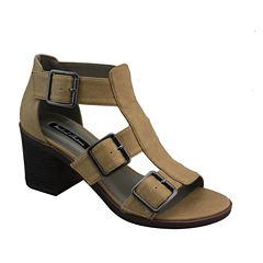 Michael Antonio Sandy Womens Heeled Sandals