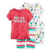 Carter's 4-pc.-Toddler Girls