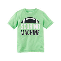 Carter's Short Sleeve Tee and Tank tops-Toddler Boys