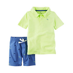 Carter's 2-pc. Short Set Baby Boys