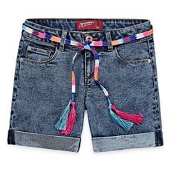 Arizona Midi Shorts-Big Kid Girls