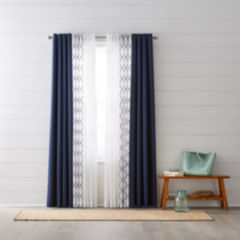 95 inch sheer curtains for window - jcpenney