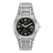 Citizen® Eco-Drive® Mens Titanium Watch BM6060-57F