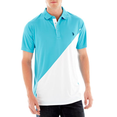 U.S. Polo Assn. Short-Sleeve Polo Shirt which was $44 is now at $26.99
