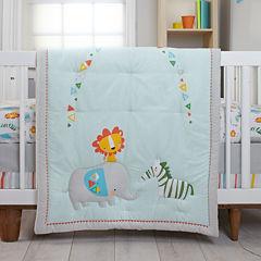 NoJo® Zutano Juba 5-pc. Crib Bedding Set