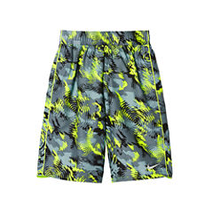 Nike Boys Camouflage Trunks-Big Kid
