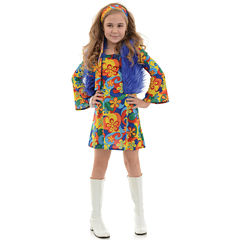 Far Out Child Disco Costume