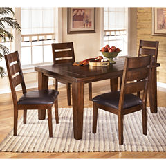 Signature Design by Ashley® Larchmont Rectangular 5-PC Dining Set
