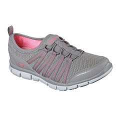Skechers® Enticing Bungee Slip-On Womens Sneakers