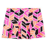 Okie Dokie® Printed Knit Skort - Toddler Girls 2t-5t