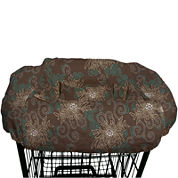 The Peanut Shell® Shopping Cart Cover - Amori