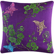 Q by Queen Street® Christy Square Decorative Pillow