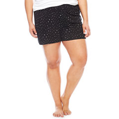 Ambrielle Pajama Shorts - Plus