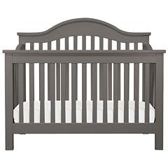 DaVinci Jayden 4-in-1 Convertible Crib - Slate