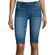 i jeans by Buffalo Skinny Bermuda Shorts