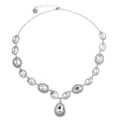 Monet Jewelry The Bridal Collection Womens Y Necklace