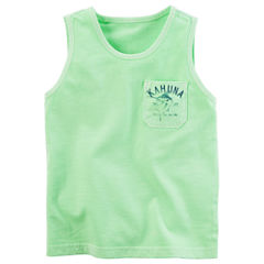 Carter's Sleeveless T-Shirt-Preschool Boys