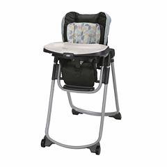 Graco Slim Spaces High Chair - Trail