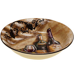 Certified International Tuscan View Pasta Serving Bowl