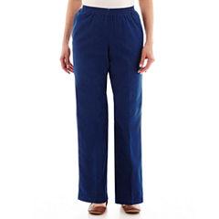 Alfred Dunner® Denim Pull-On Pants