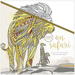 Kaisercraft On Safari Coloring Book