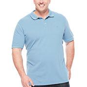 Dockers® Short-Sleeve Pique Polo Shirt - Big & Tall
