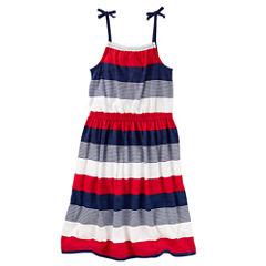 Oshkosh Sleeveless Dress - Preschool
