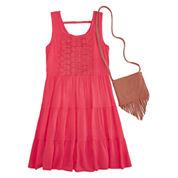 Knit Works Sleeveless Sundress - Preschool Girls