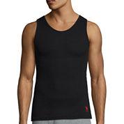 U.S. Polo Assn.® 3-pk. Sleeveless A-Shirts