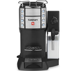 Cuisinart® Buona Tazza® Superautomatic Single-Serve Espresso, Café Latte, Cappuccino and Coffee Machine