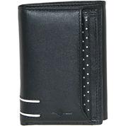 Buxton® Luciano RFID Leather Tri-Fold