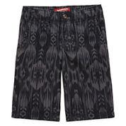 Arizona Print Chino Shorts - Boys 8-20, Slim