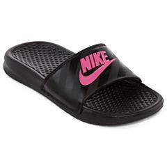Nike® Benassi Solarsoft Womens Slide Sandals