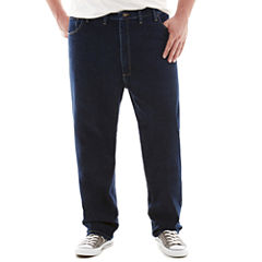 Wrangler® Reserve™ Authentic Regular-Fit Jeans-Big & Tall