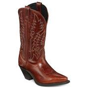 Laredo® Madison Womens High-Heel Cowboy Boots