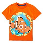 Disney Apparel by Okie Dokie® Short-Sleeve Finding Dory Tee - Toddler Boys