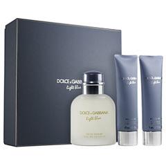 DOLCE&GABBANA Light Blue Pour Homme Gift Set
