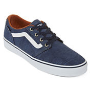 Vans® Chapman Stripe Mens Athletic Skate Shoes