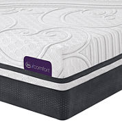 Serta® iComfort® Savant III Cushion Plush - Mattress + Box Spring