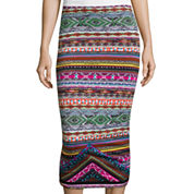 Bisou Bisou® Shirred Tube Skirt