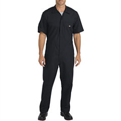 Dickies® Short Sleeve Flex Twill Coverall - Big Tall